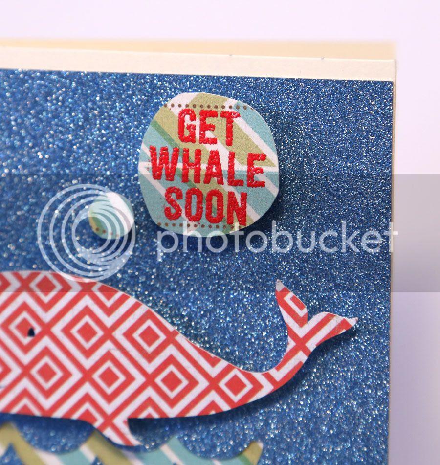 Get Whale Soon card
