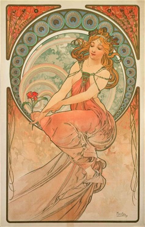 arts painting browse works gallery mucha foundation