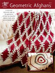 Geometric Afghans Crochet Pattern - Electronic Download