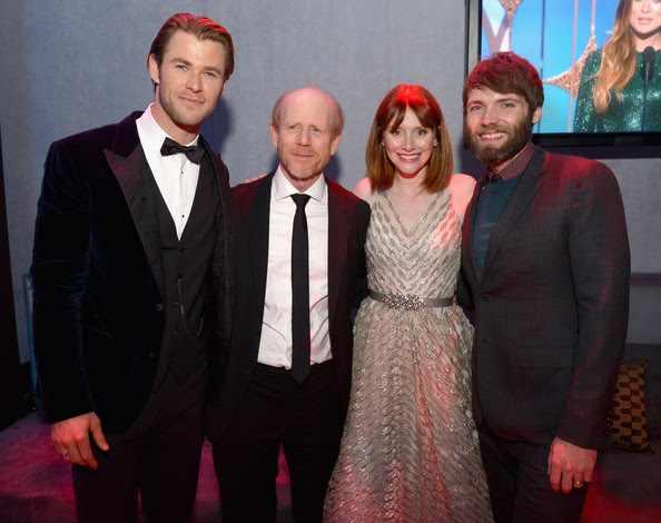 Chris Hemsworth - Celebs at the Universal/NBC/E! Golden Globes Afterparty