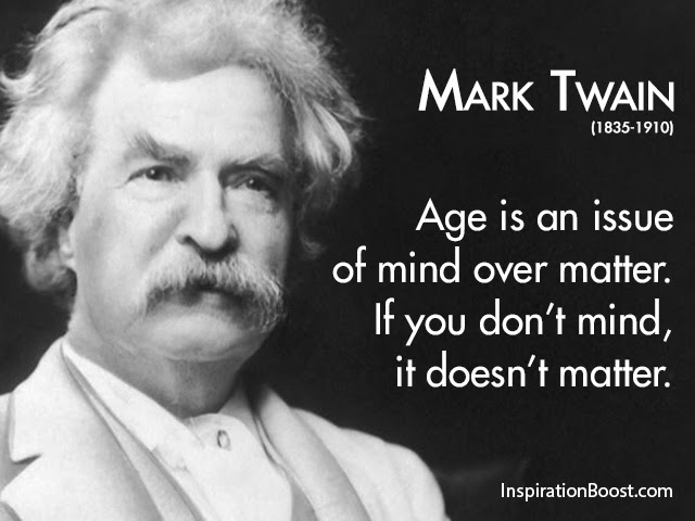 Mark Twain Inspirational Quotes. QuotesGram
