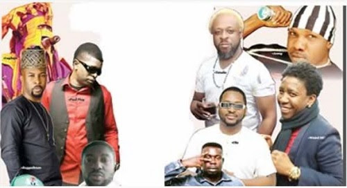 Image result for From stardom to oblivion, cases of Nigerian struggling musicians