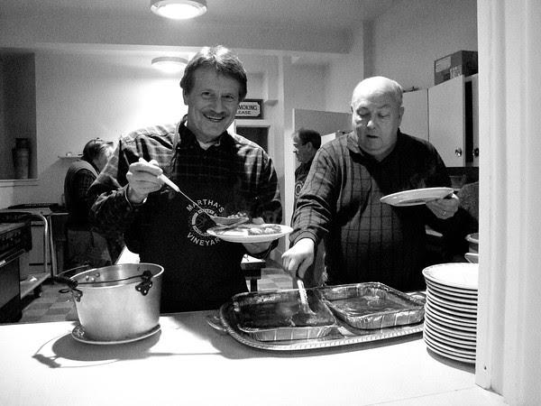 Edgartown Soup Supper