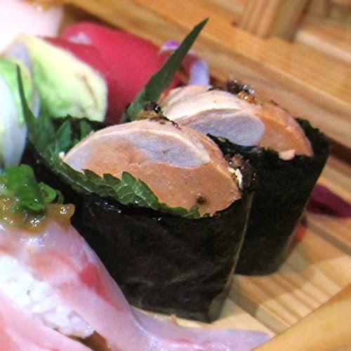 Monkfish Liver at Hanabi