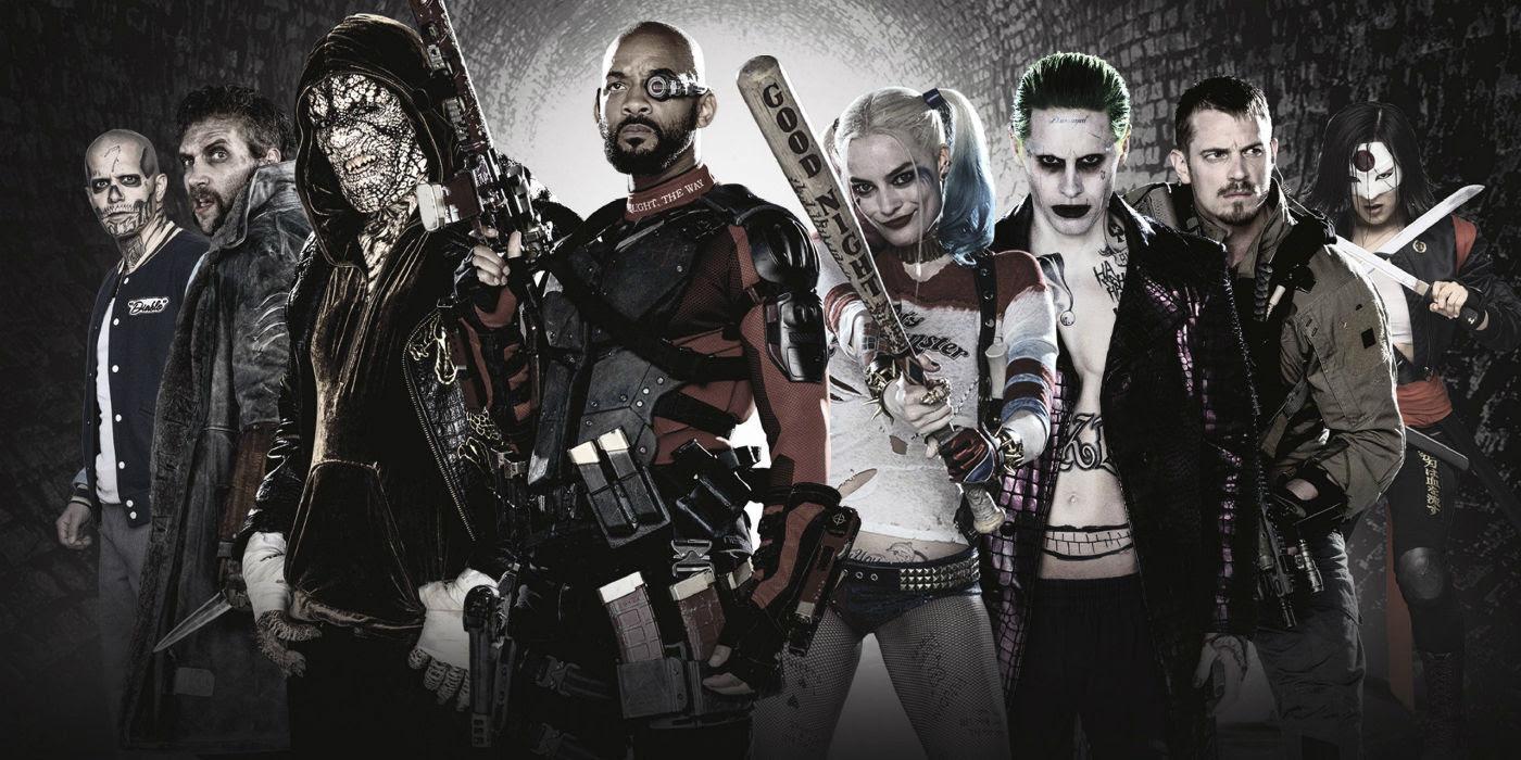 Resultado de imagem para Suicide Squad