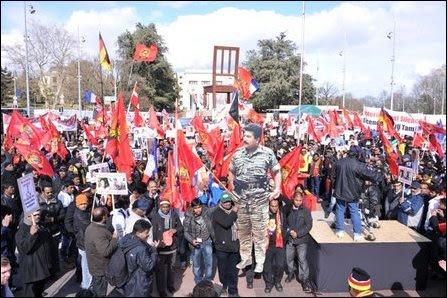 Geneva rally