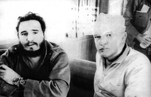 Fidel y Donovan en La Habana. Foto: Archivo de Cubadebate