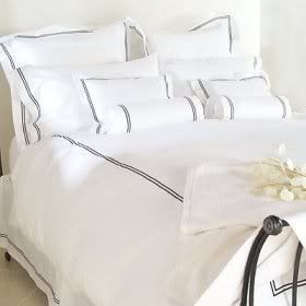 Frette Classic Hotel Collection bed linens