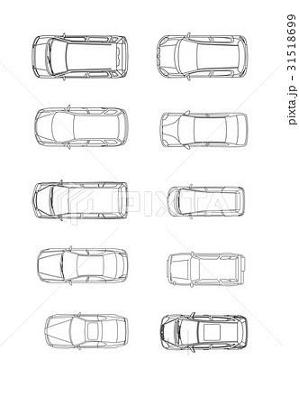 平面図 車 素材 無料 pdf