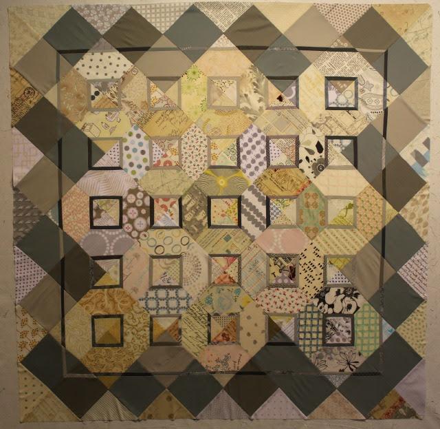 Mid-Century Modern quilt