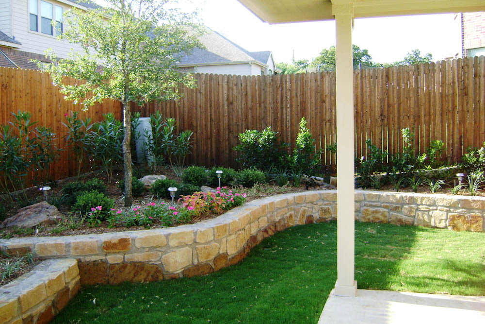 Landscaping Ideas For Front Yard Pool Landscaping Ideas North Texas