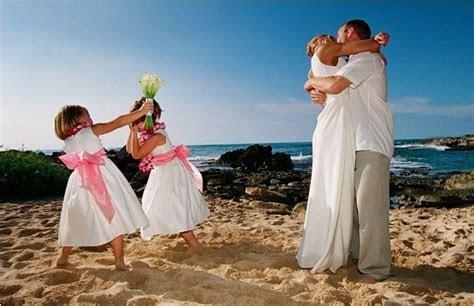 Hawaii Beach Weddings and Affordable Hawaiian Weddings