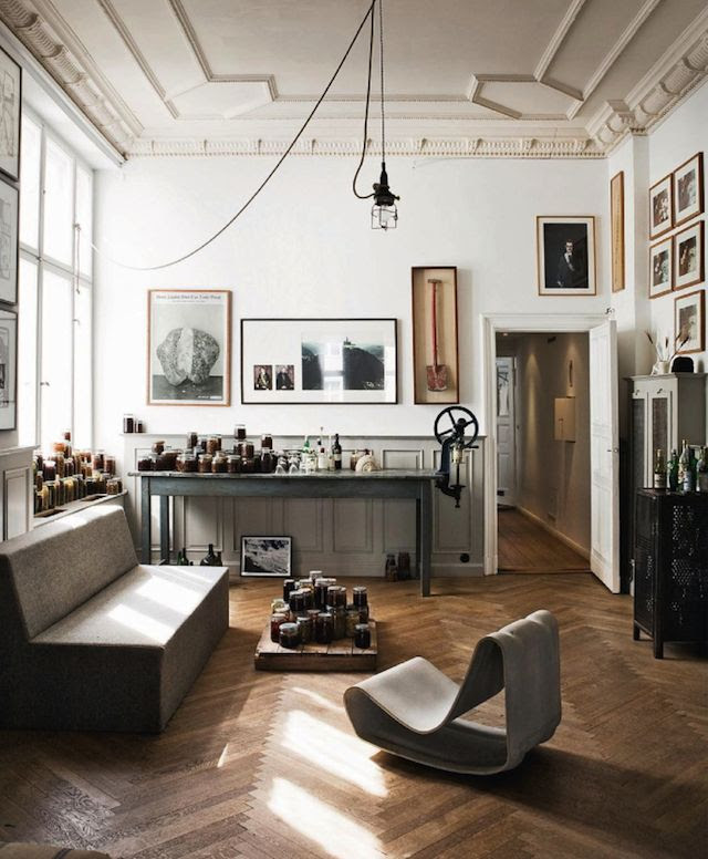 French By Design: Visit : A fashion designer atelier in Berlin
