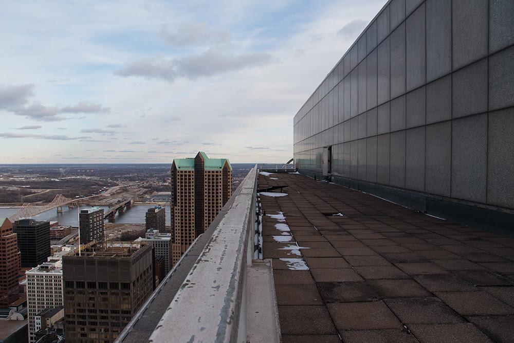 Rooftop Shenanigans © 2016 sublunar