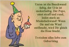 Lustige Geburtstagswünsche Schweizerdeutsch