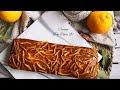 Recette Cake A L Orange Moelleux
