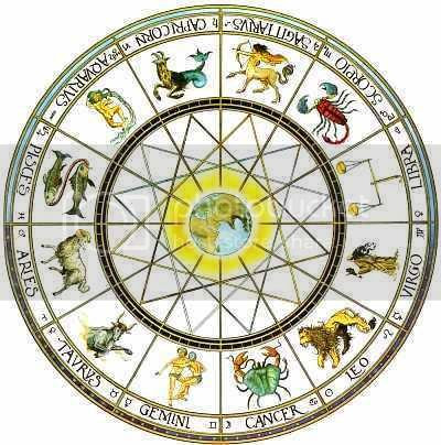 Zodiac wheel Pictures, Images and Photos