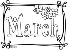 Kids Educational Music | Months Coloring Pages | Teacher ...