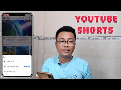 Cách trải nghiệm trước tính năng Shorts trên Youtube
