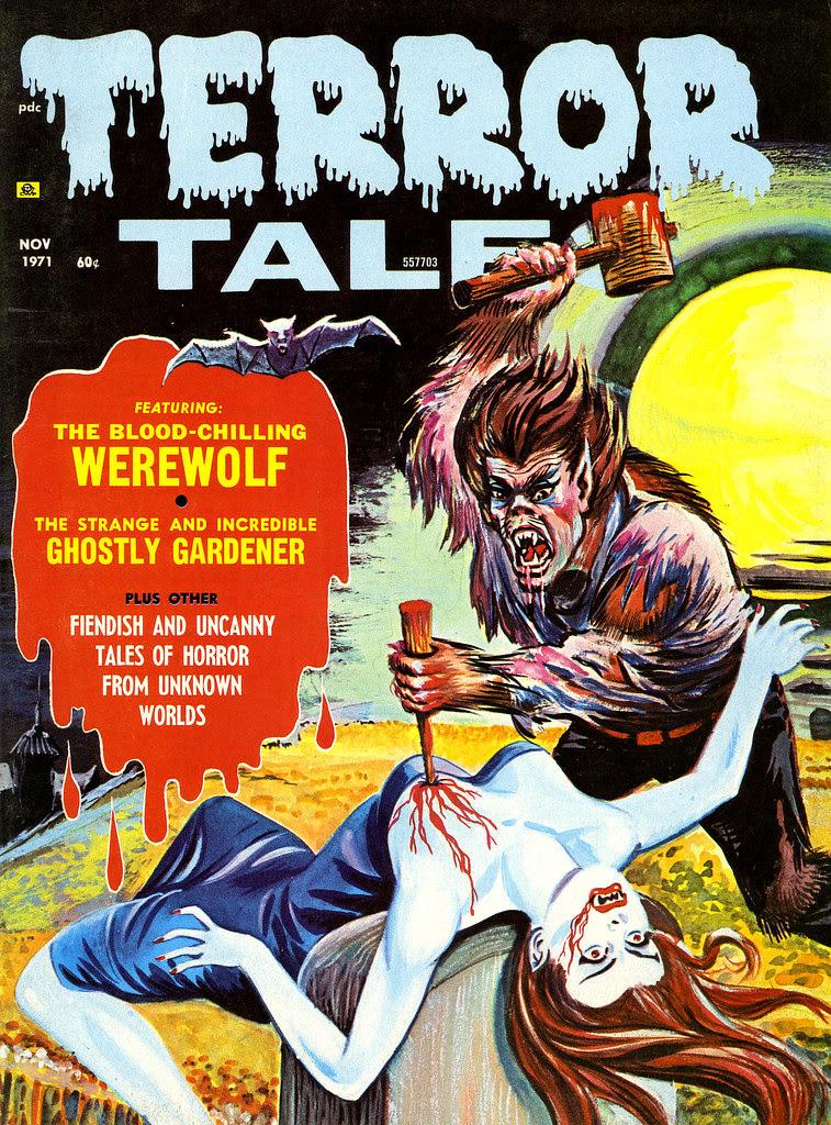 Terror Tales Vol. #6 (Eerie Publications, 1971)