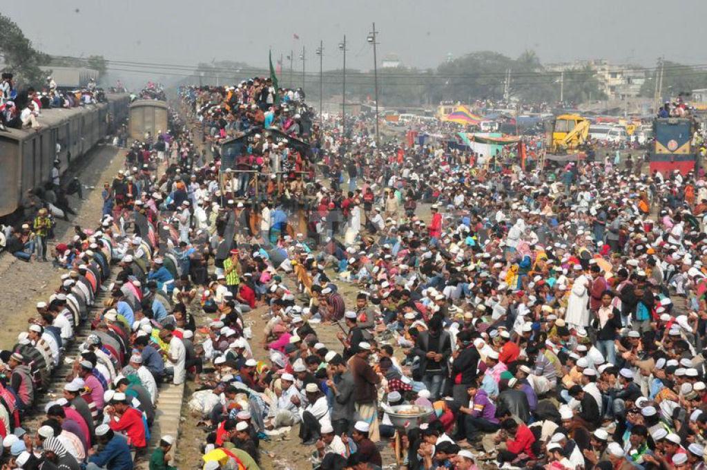 Todos a bordo para Bangladesh - Biswa Ijtema 2014 06