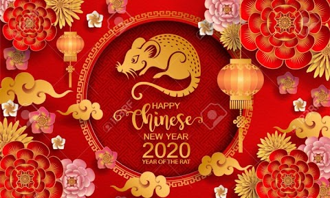2020 Chinese New Year For Tiger