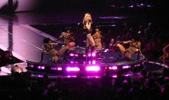 Madonna Concert - Dancing to Vogue
