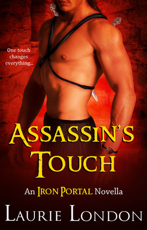 Assassin's Touch (Iron Portal, #1)