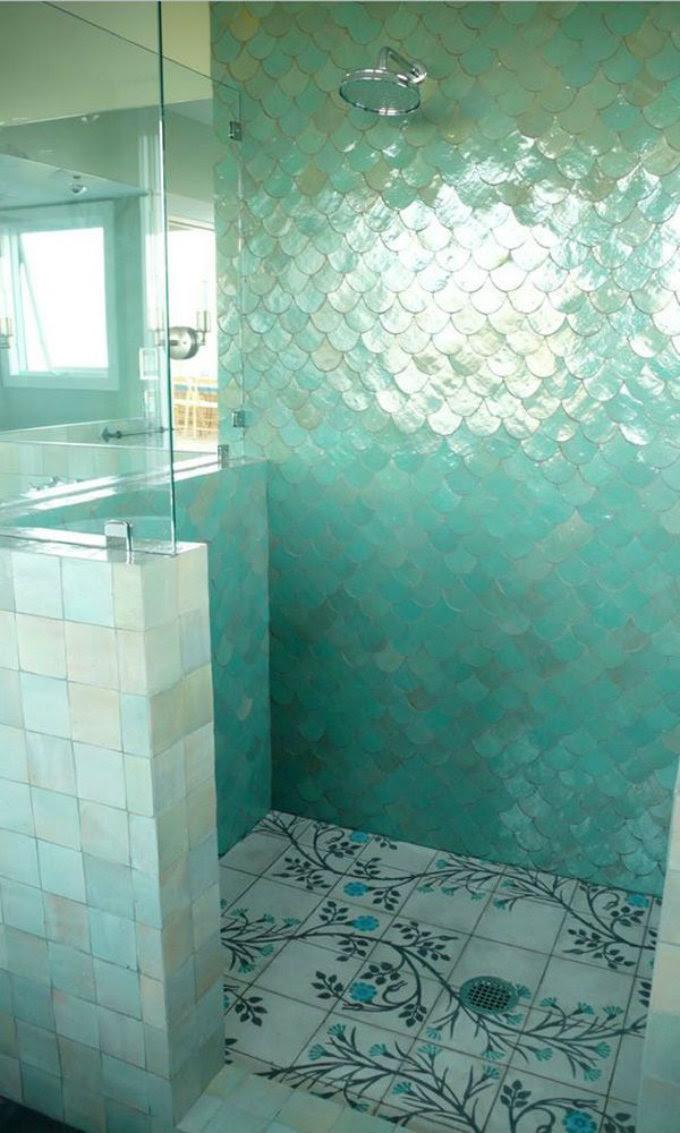 10 amazing bathroom tile ideas | Maison Valentina Blog