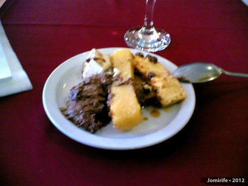 Restaurante «A Grelha» As minhas sobremesas