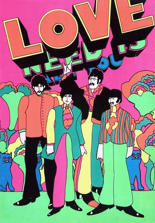 Lovely Beatles Artworks to Appreciate (10)