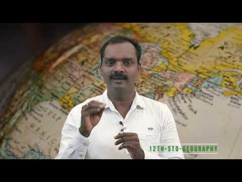 12th Geography தொழில்கள் அலகு 4 Kalvi TV