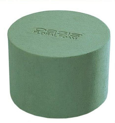 Shaped Floral Foam   Florist Supply Products   Cylinder