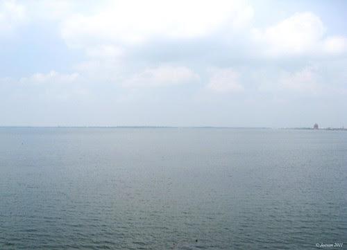 Sembarambakkam Lake view