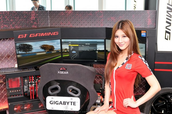 Booth Babes Computex 2014 (30)