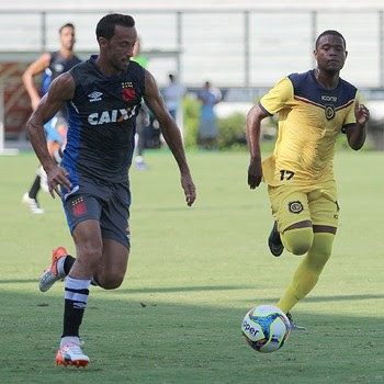 Nenê Vasco jogo-treino Madureira (Foto: Thiago Moreira/Vasco)