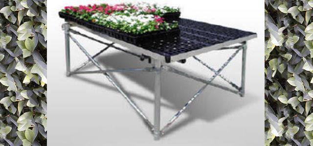 Dura Benches Top - TrueLeaf Benchwarmer Kits