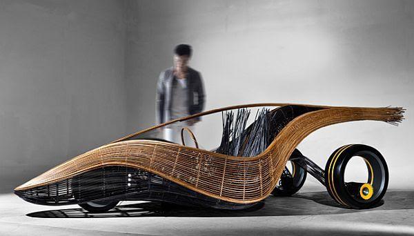 biodegradable car Phoenix Roadstar