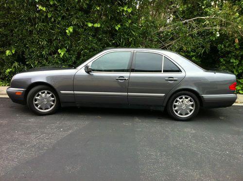 Purchase used 1996 Mercedes-Benz E320 Base Sedan 4-Door 3 ...