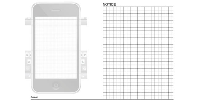 Sketchbook Diseño iPhone