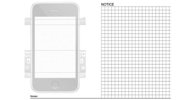 Sketchbook Diseño iPhone