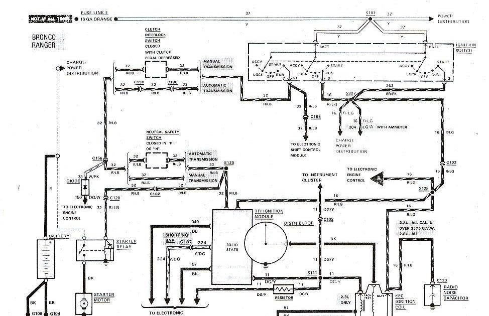 33 Lucas Girling Brake System Diagram