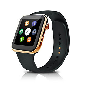 CHEAP Smart Watch a9 mit Herzfrequenz fur Apple iPhone 5 5s 6 sowie samsung Huawei HTC Android-Smartphone LIMITED