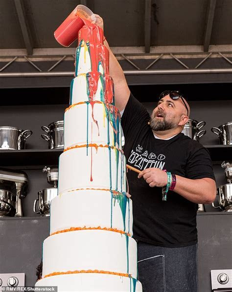 Ace Of Cakes star Duff Goldman weds longtime girlfriend