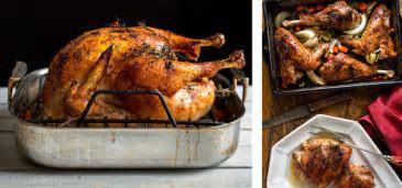 Rosemary and Citrus Turkey for a Crowd Recipe   NYT Cooking