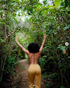 BBN Star,  Venita Akpofure poses topless in new photos