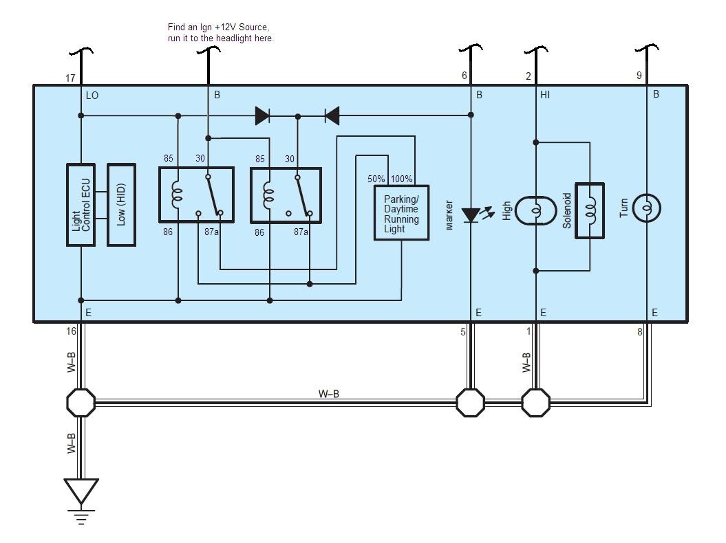 Fuse Box Diagram For 2003 Lexu E 300