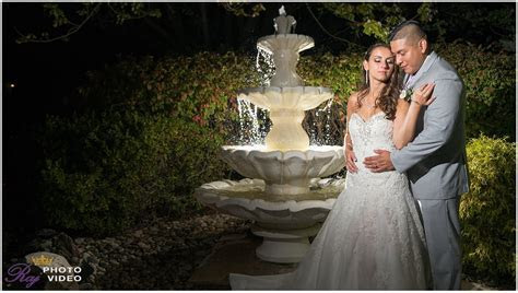 Berkeley Plaza Berkeley Heights NJ Catholic Wedding Julia