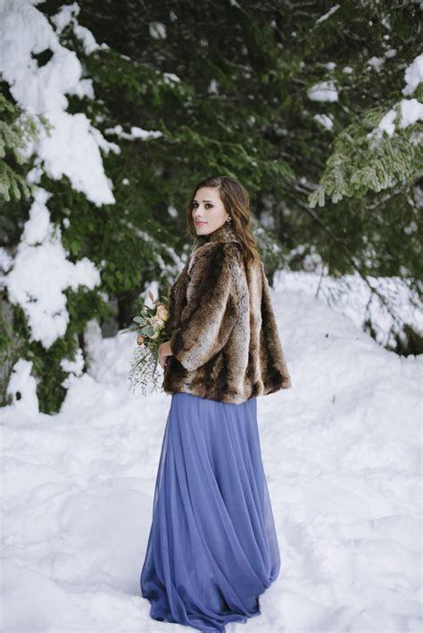 Winter Wedding Stylized Community Photo Shoot: Pacific