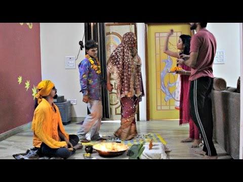 Hot Girl Marriage Prank   AVRprankTV   Pranks in India